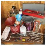 Craftsman Tool Box, Craftsman Wrenches, and More