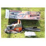Remington Electric Chainsaw