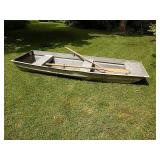 Montgomery Ward Sea King Row Boat