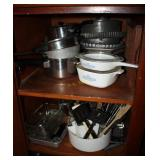 Bakeware, Utensils, Cookware, and More