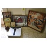 Antique Framed Print and More