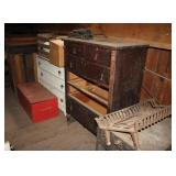 Dressers, Wooden Chest, Barrister Bookcase, More