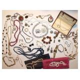 Large Amount of Costume Jewelry