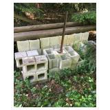 Ninety Four Cinder Blocks