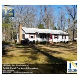 Move-in Ready 3 BR/2 BA Home w/Large Detached Garage on 1+ Acre in Hanover County, VA