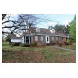 3 BR / 2.5 BA Brick Cape Cod on 1+/- Acre Corner Lot