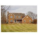 Custom 4 BR/5 BA Home on 7.9 +/- Acres w/Shop in Brenridge Development--Culpeper County, VA