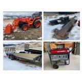 Orbitbid.com: TCR Montana Equipment Auction