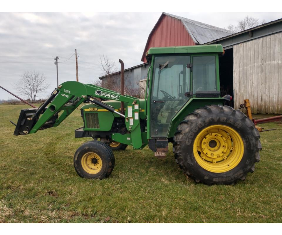 Knox County Farm Consignment Auction