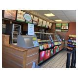 Subway Restaurant Auction