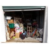 Little Elm Storage Auction