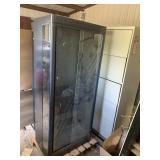 SEGA Sales cabinet, metal cabinet and dvd rack