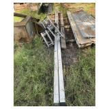 24 ft. Ladder Jack scaffolding