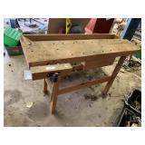 work bench 58x20