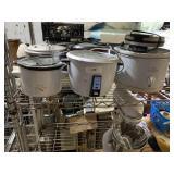 rice cooker, slow cooker, preasure cooker