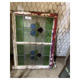 stained glass 29x21