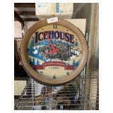 Ice House clock