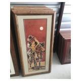 Buckaroo Cowboy DH Print