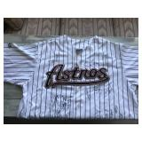 2004 Houston Astros Team signed Jersey w/ certific