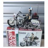 Golden Eagle 1/6 scale police motorcycle