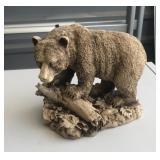 Resin bear