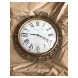 Sterling & Noble clock 2 ft. round