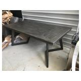 6x3 dining table