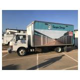 1992 Nissan UD 1300 Turbo Box truck w/ lift gate