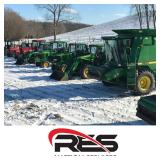 MILLER FARM EQUIPMENT AUCTION