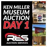 Ken Miller Museum Auction: Day 1
