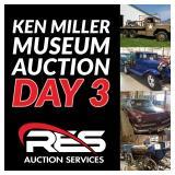 Ken Miller Museum Auction: Day 3