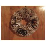 Wreath Donated by Jan Tolton