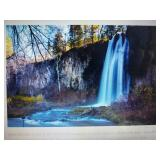 Spearfish Falls 24x36 canvas wrapped print donated by Cristen Joy Phoography