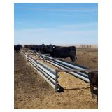 4) Bottomless Guardrail fed bunks Donated By: Glen Brodrecht & Tyrel Carson