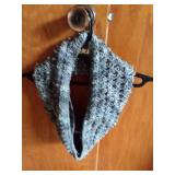 Cowl Scarf Donated by Pam Petrak