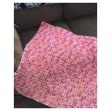 Baby Afghan Made & Donated By Kris Sammon