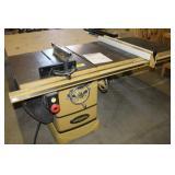 """Powermatic 10"""" Cabinet Saw Model 2000"""
