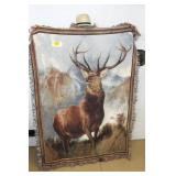 Elk Throw & Pillow