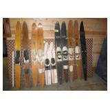 Large Selection Misc Skis