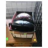 LS2 Motorcycle Helmet size S
