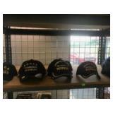 Various Veteran hats, Unused