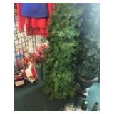 Christmas Decor Lot, 2 4 foot trees and misc decor