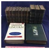 Collection of Antique & Vintage Books
