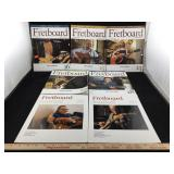 7 Issues of The Fretboard Journal
