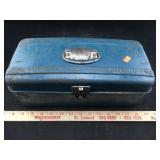 Vintage Union Steel Chest Corp Tackle Box