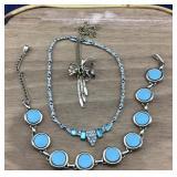 Trio of Vintage Necklaces
