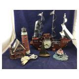 4 Vintage Nautical items