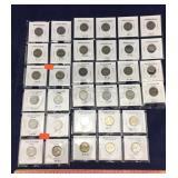 Buffalo Nickels & Old Jefferson Nickels
