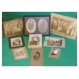 Collection of 10 Antique Photographs