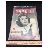Vintage Yank Down Under Newspaper